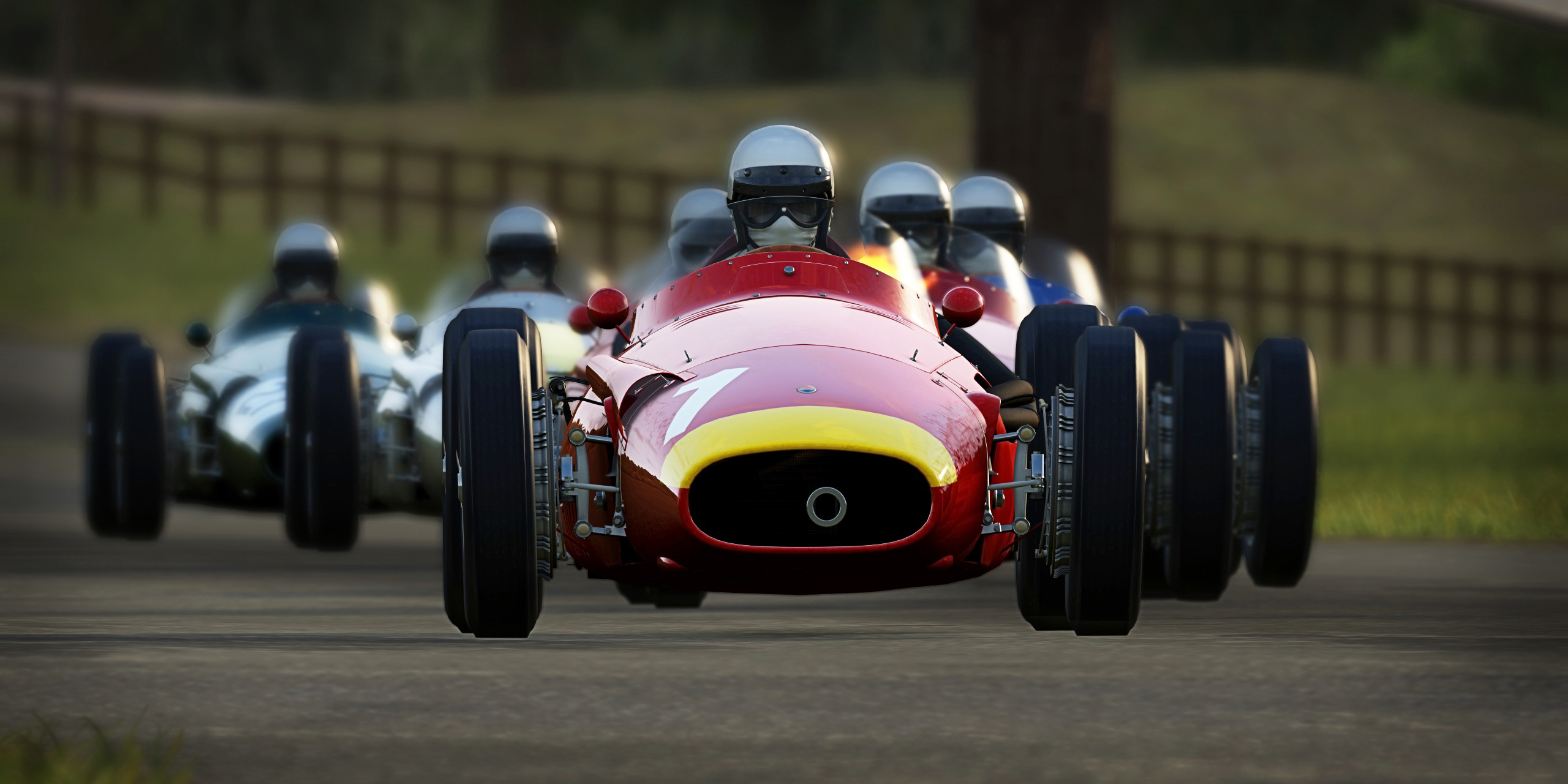 Donington Park 1938 Assetto Corsa Mod – More Pre-War Cars Please!