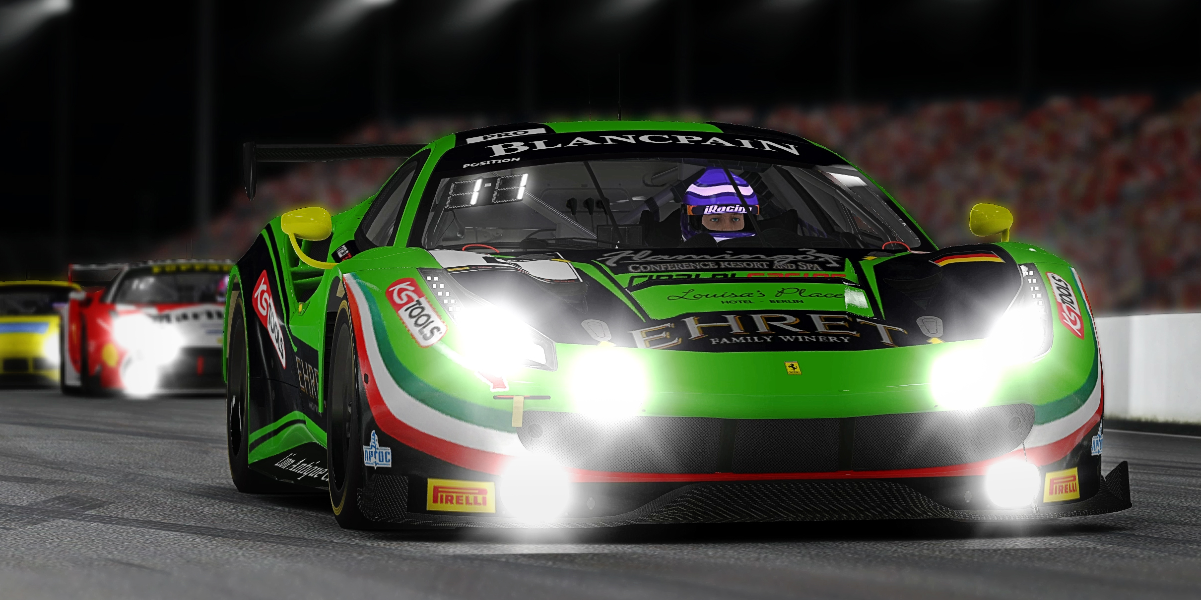 Chris Does iRacing #03 – Ferrari GT3 Challenge @ Daytona