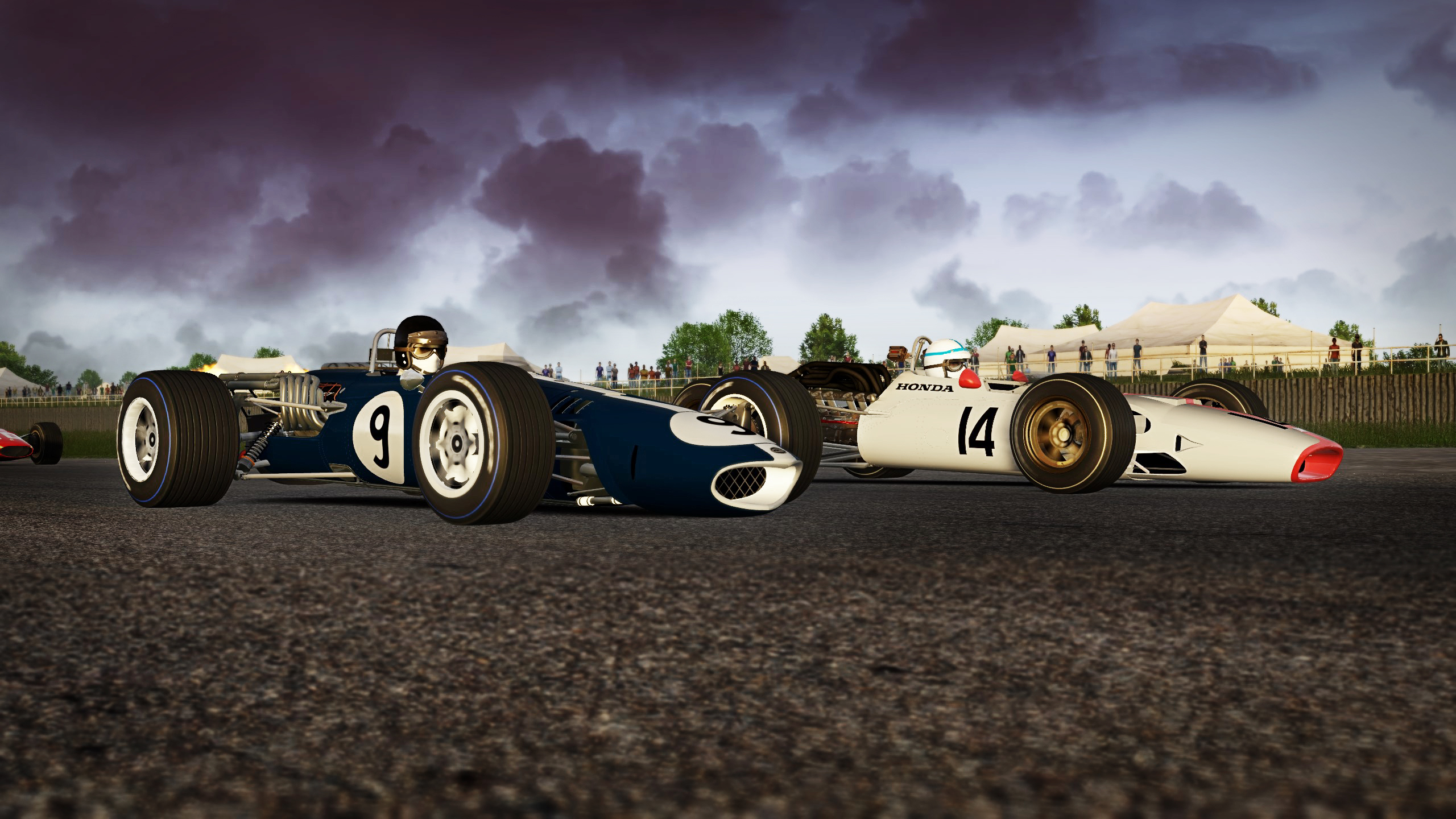 Grand Prix Legends Assetto Corsa Mod [V2.0 Preview]
