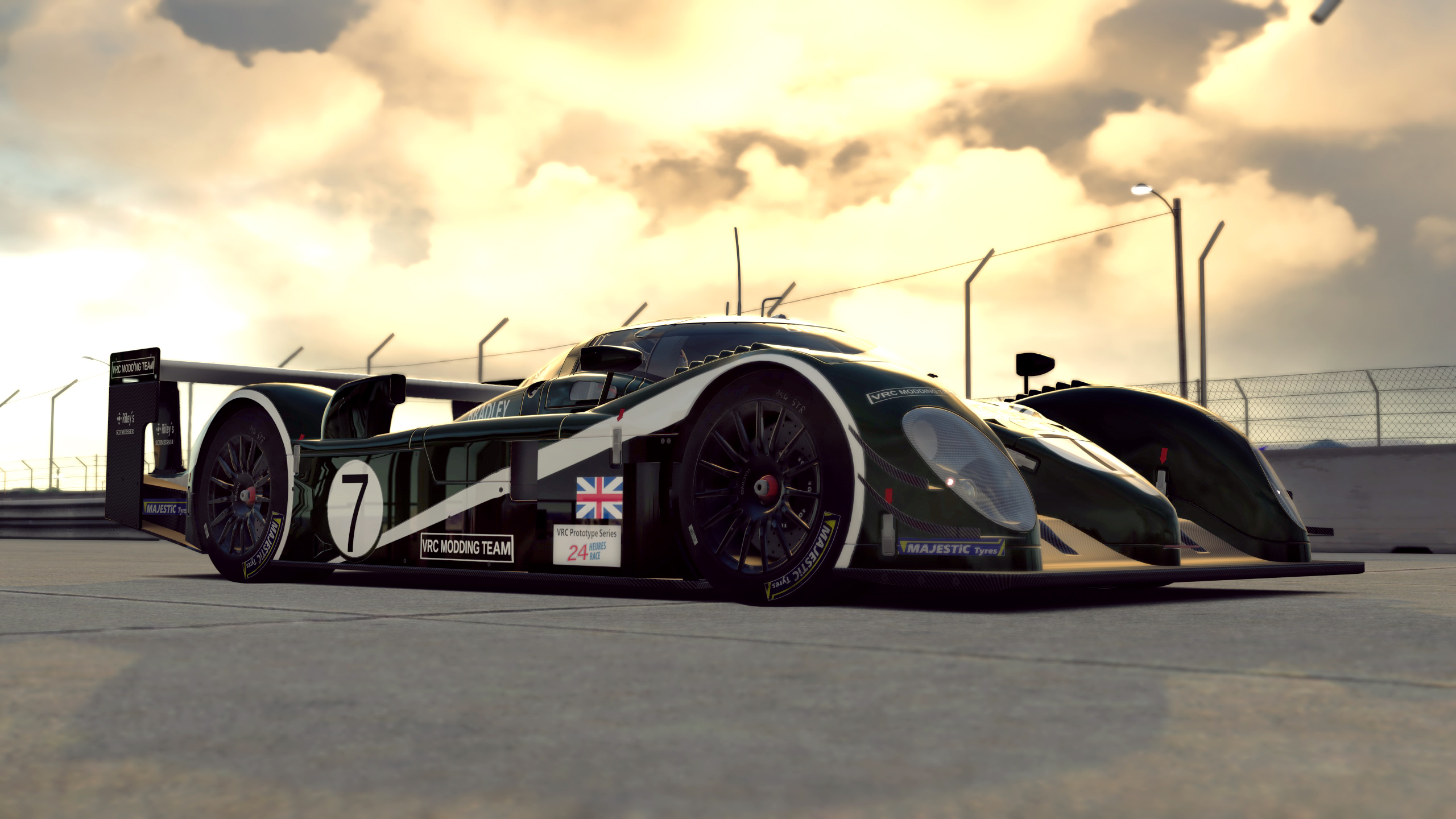 VRC Bentley Speed 8 Assetto Corsa Mod [First Look]