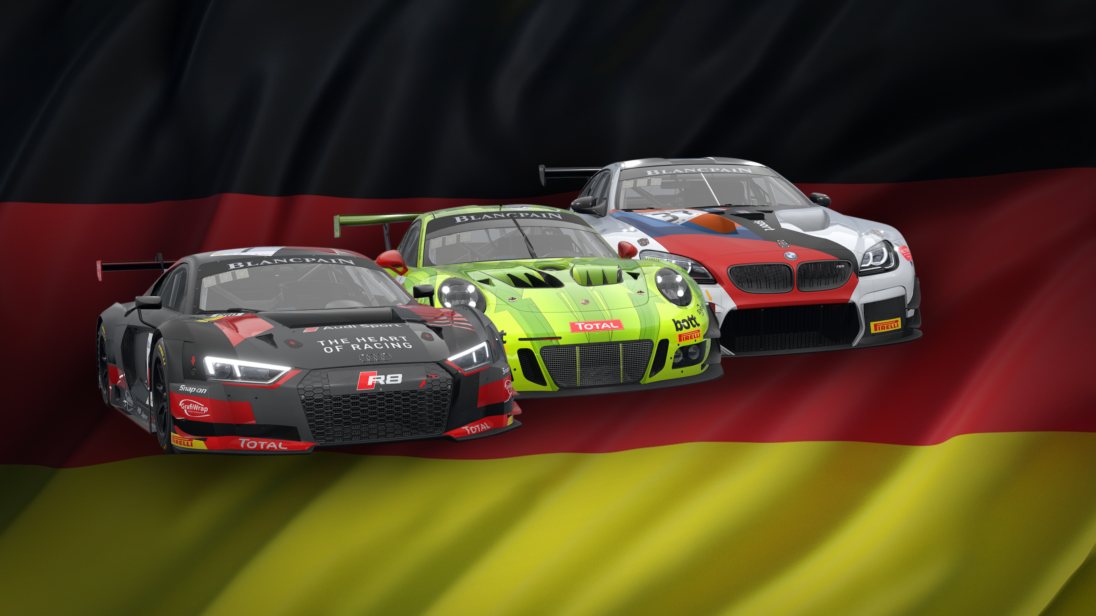 Assetto Corsa Competizione Cars #3: German Gladiators