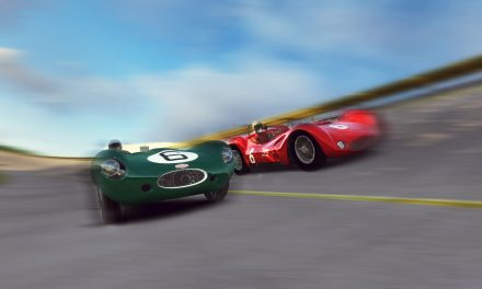 Old School Cool | Jaguar D Type / Maserati Tipo 61 for Assetto Corsa