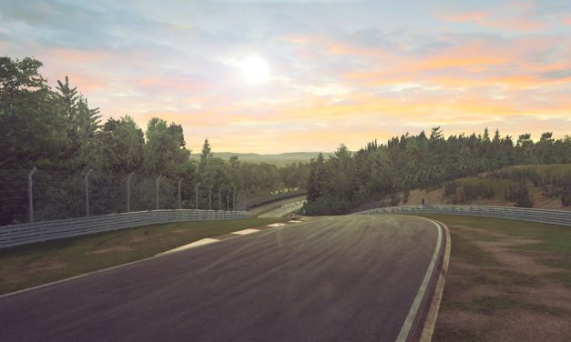 "Raceroom Bilster Berg Preview | First look at the ""Mini Nurburgring"""
