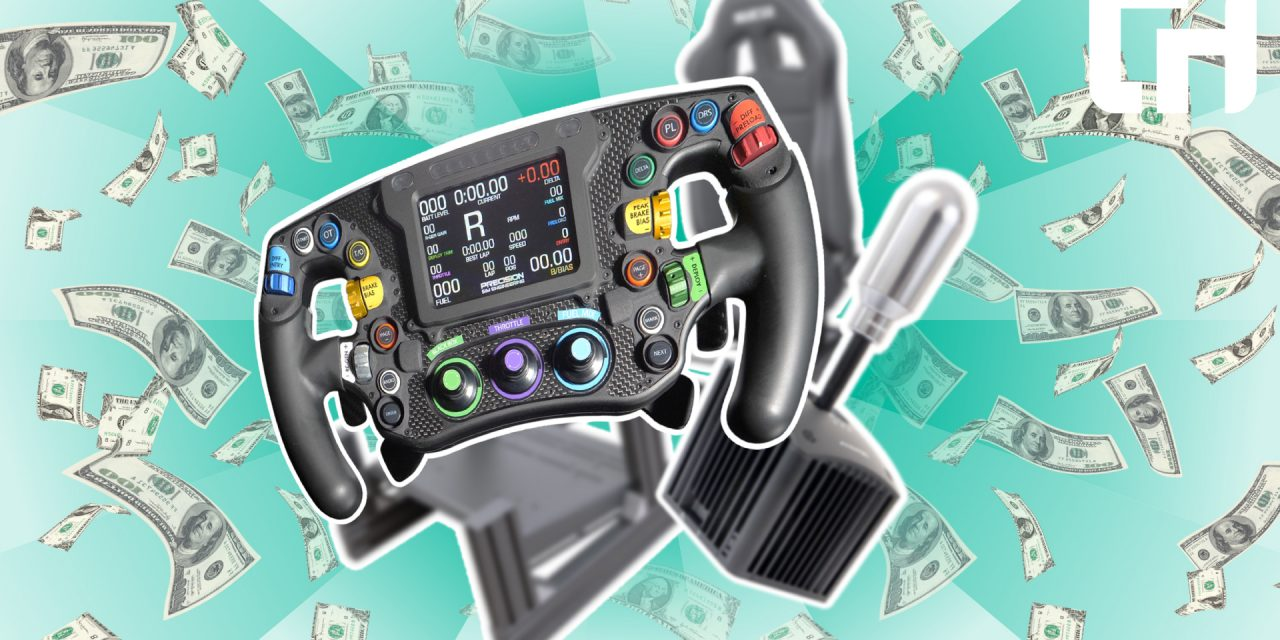 Is Sim Racing Pay To Win?