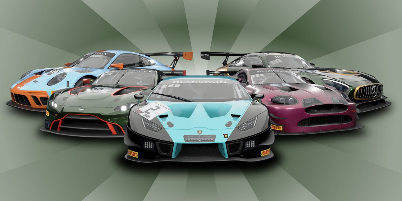 How To Customise Skins in Assetto Corsa Competizione