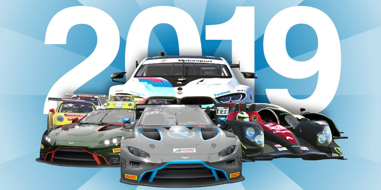 2019: The Sim Racing Things That Happened in It… Mostly